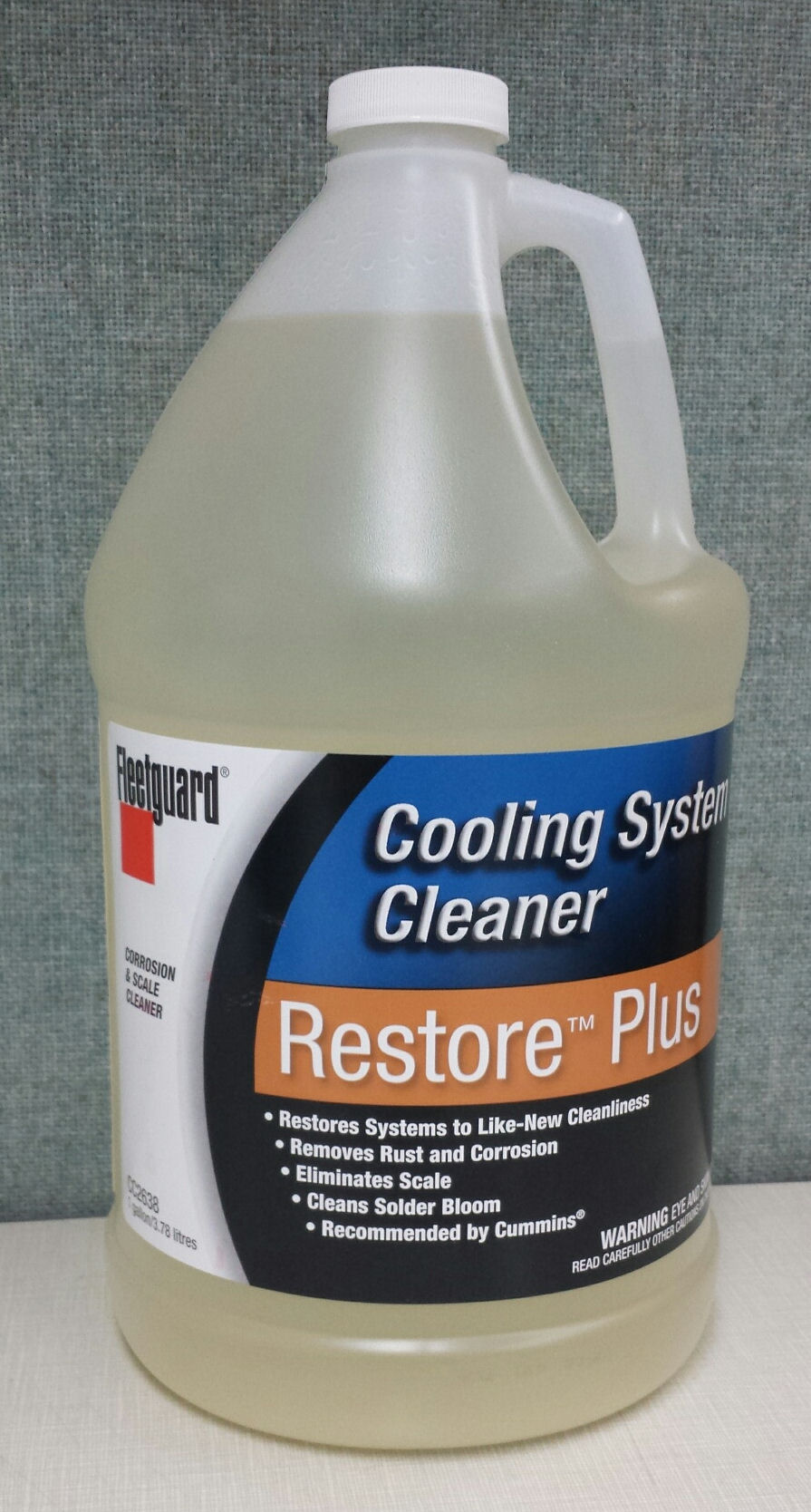 Fleetguard Cc2638 Restore Plus Cooling System Cleaner 3