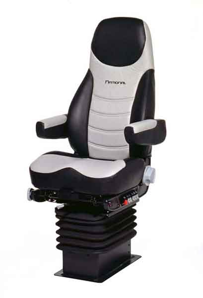 Truck Driver Seat Cushion >> National Premium Seat is an air suspension seat for ...